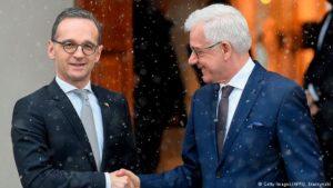 Глава МИД ФРГ призвал предоставить Германии место в СБ ООН