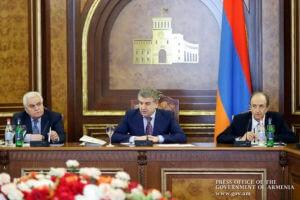 В Правительстве Армении обсудили демографические проблемы