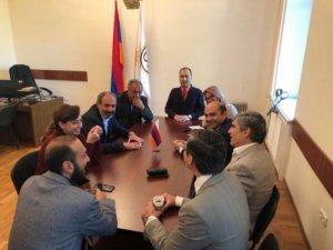 Фракция «Выход» выдвинула кандидатуру Никола Пашиняна на пост премьер-министра Армении
