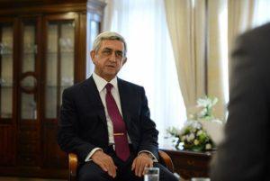 Армения не пожалеет усилий в вопросе углубления отношений с ОАЭ: Серж Саргсян