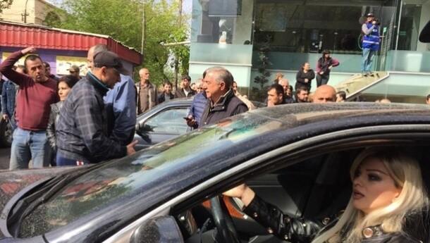 Неменее 60 демонстрантов милиция задержала вЕреване