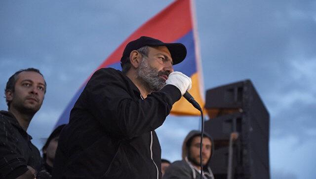 Пашинян призвал протестующих сделать перерыв иненазванивать избранникам