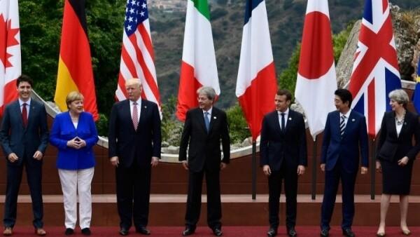 Страны G7 планируют сделать спецгруппу поизучению враждебного поведения РФ