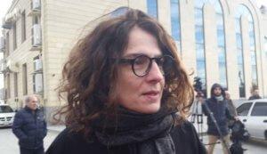 Арсине Ханджян: Это революция улыбок