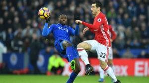 Генрих Мхитарян поразил ворота «Манчестер Юнайтед»