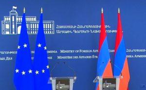 Известна дата начала обсуждения в парламенте Соглашения Армения-Евросоюз