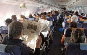 Самолет Москва-Гюмри вынужденно совершил посадку Минводах