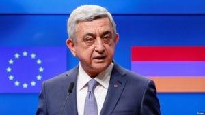 Серж Саргсян: у Армении есть большой туристический потенциал