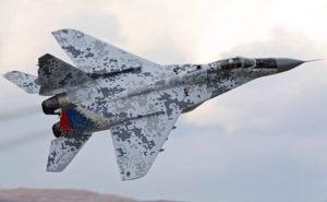 ВВС Словакии отказывается от советских самолетов МиГ-29