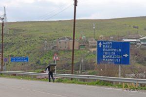 Азербайджан препятствует разминированию границы Грузии