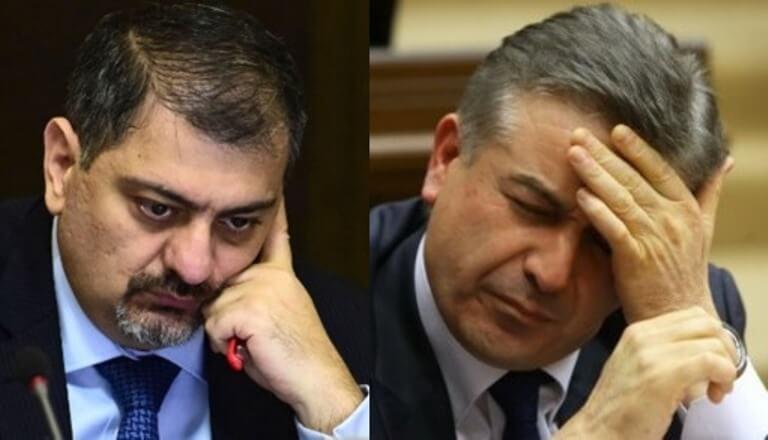 Сарксисян подписал закон оратификации соглашения европейского союза иАрмении