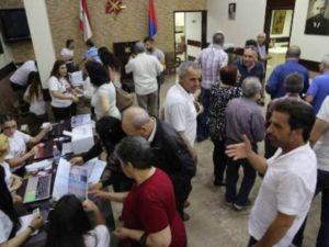 Трое из четырех кандидатов-армян прошли в парламент Ливана