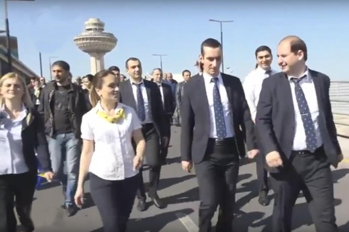 Никол Пашинян обсудил спослами Российской Федерации иСША ситуацию вАрмении
