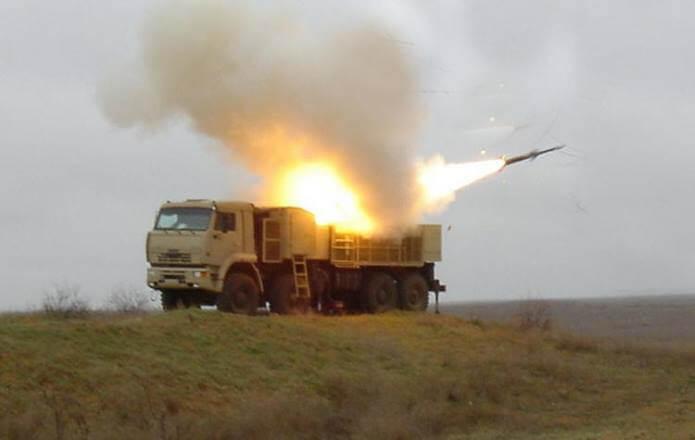 """Израиль уничтожил российский """"Панцирь-С1"""" в Сирии"""