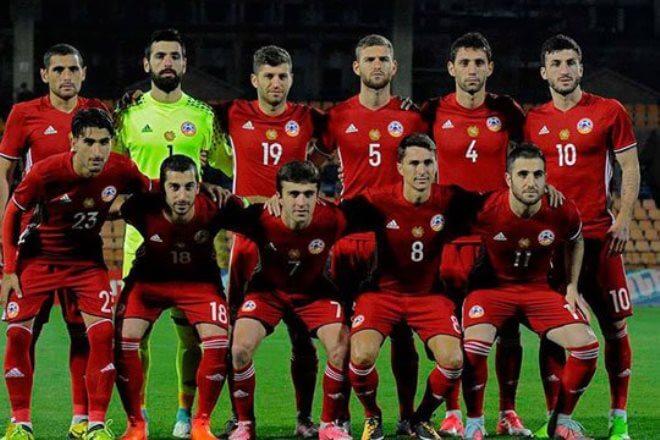 Сборная Кыргызстана пофутболу идет 75-й врейтинге ФИФА
