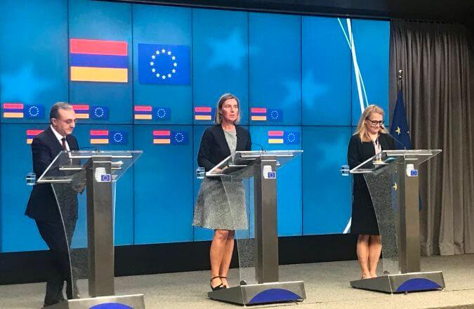 ЕС выделит Армении €3 для сирийских беженцев