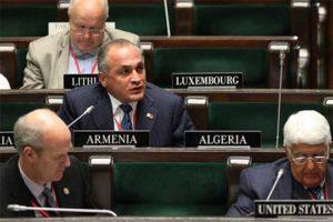 Делегация Национального Собрания Армении приняла участие в весенней сессии ПА НАТО
