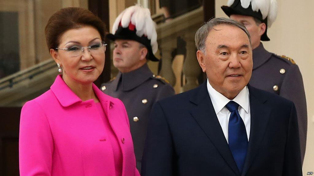 Уйти, чтобы остаться. Нурсултан Назарбаев и его дочери