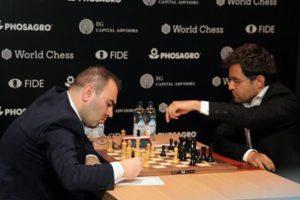 Левон Аронян победил азербайджанца Шахрияра Мамедъярова