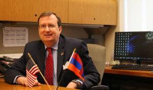 Посол Миллс: США готовы поддержать приоритеты нового правительства Армении