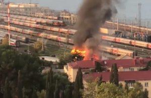 При пожаре в Сочи погибли граждане Армении