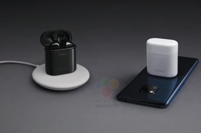 Наушники Huawei получат беспроводную зарядку— Apple кусает локти