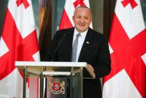 Президент Грузии предпочел проявить осторожность в вопросе выбора своего преемника