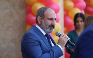 Никол Пашинян: Внеочередные парламентские выборы в Армении пройдут в декабре 2018 года