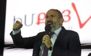 Никол Пашинян уволил всех министров от партии «Процветающая Армения» и АРФ Дашнакцутюн