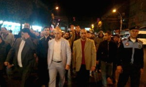 Гюмри и Ванадзор присоединились к протестам