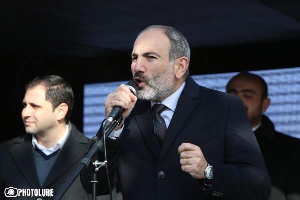 Никол Пашинян: «Уже в декабре в Армении откроется первый завод по производству бытовой техники»