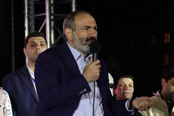 Пашинян Пашинян: Обработка алмазов должна стать одной из движущих сил экономики Армении