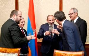 В присутствии Никола Пашиняна подписано грантовое соглашение
