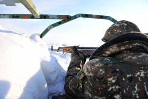 Бако Саакян подписал указ о проведении зимнего призыва и демобилизации 2019 года