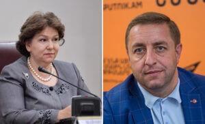 Эрмине Нагдалян и Карен Авакян отстранены