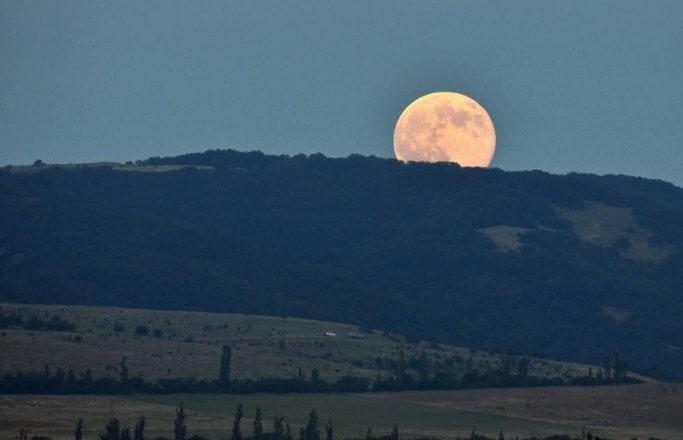 4 ноября луна растущая или убывающая