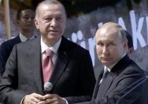 Путин заявил, что рассчитывает на запуск «Турецкого потока» до конца 2019 года