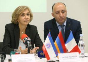 Отношения между Арменией и Иль-Де-Франсом выходят на новый уровень