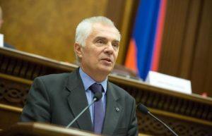 Свитальский: Международное сообщество содействует проведению выборов в Армении на должном уровне