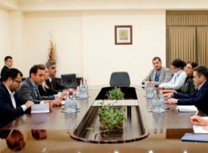 Мэр Еревана принял наблюдательскую миссию БДИПЧ/ОБСЕ