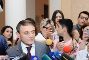 Начальник полиции проконтролирует возможные случаи взяточничества на выборах в парламент Армении