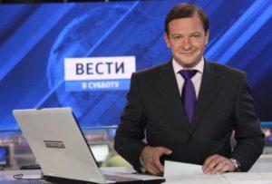 У российского телеведущего Брилева нашли гражданство Великобритании