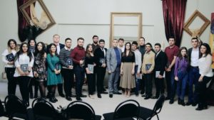 В Москве состоялся 4-й армяно-российский молодежный форум