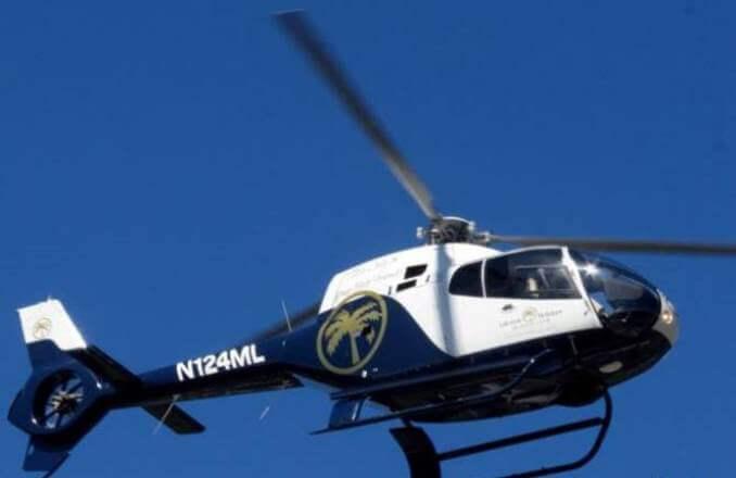 Вертолет на борту которого находились пятеро туристов пропал на севере Доминиканской республики об этом сообщает местная газета Listin Diario