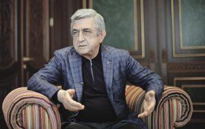 Партия жуликов и воров проведет заседание исполкома под руководством Сержа Саргсяна