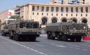 Глава Генштаба ВС Армении: «Искандер» – это не единственное оружие, новое мы представим в свое время