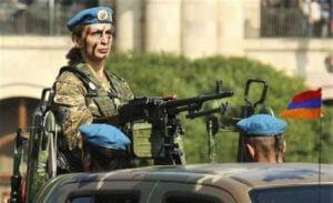 Женщины-военнослужащие армянских миротворческих войск будут отправлены в Косово
