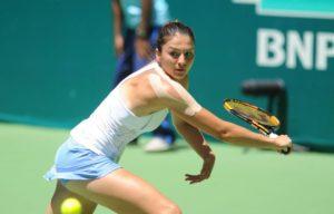 Теннистистка Маргарита Гаспарян вошла в топ-100 рейтинга WTA