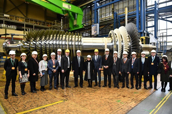 Передовые технологии Siemens будут использоваться в Армении