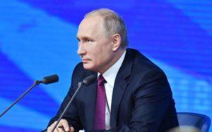 """Владимир Путин: """"Армянский народ – это ближайший союзник русского народа"""""""